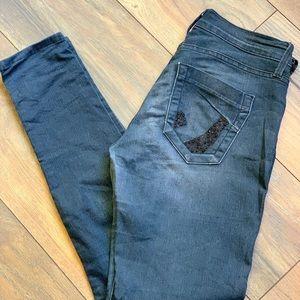 James Jeans Twiggy Skinny (Night Wash)
